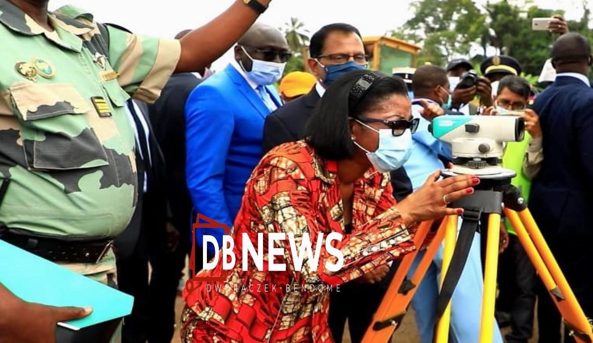 """1 Gabon 7 mois apres le lancement ou en sont les travaux de la transgabonaise - Gabon, 7 mois après le lancement, Rose Christiane Ossouka Raponda, où en sont les travaux de la """"Transgabonaise"""""""