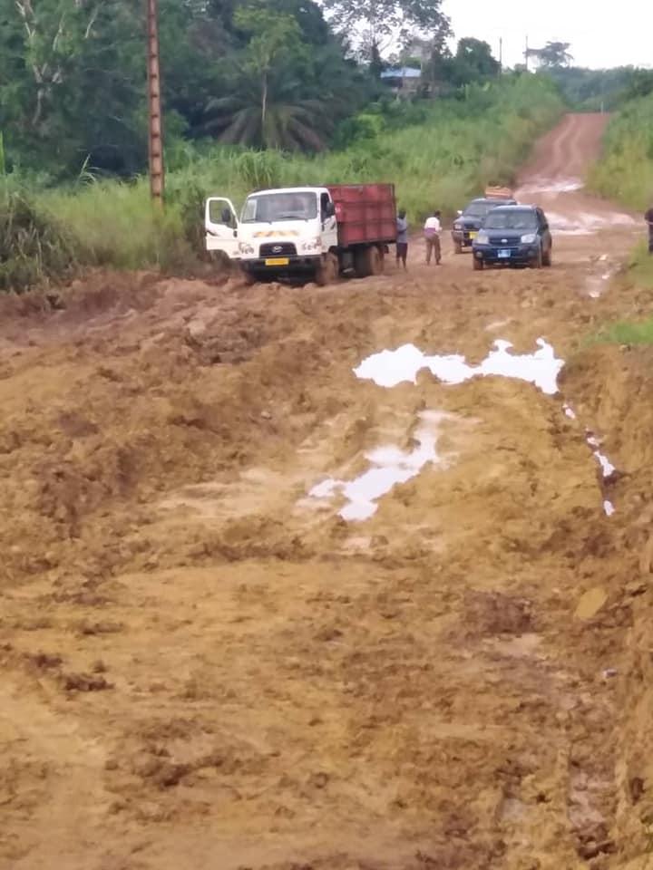 """178481020 10222167806816846 5725989136951069309 n - Gabon, 7 mois après le lancement, Rose Christiane Ossouka Raponda, où en sont les travaux de la """"Transgabonaise"""""""