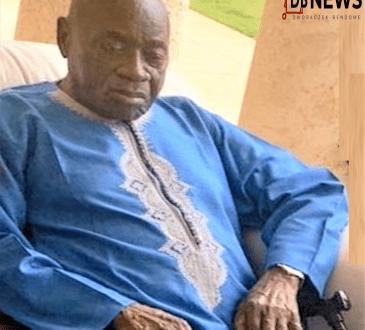 18 avril 2 fidele Andjoua Gabon 1 - Nécrologie : Décès de Fidèle Andjoua, frère aîné de feu président Omar Bongo Ondimba.