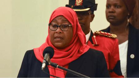 2021 04 08 122 - Tanzanie: la nouvelle présidente amorce un changement de cap dans la gestion du Covid-19