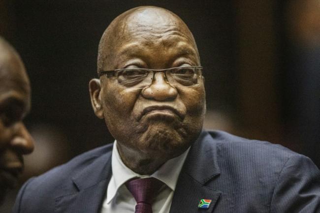 Afriquedu Sud: la justice demande à Jacob Zuma de déterminer lui-même sa peine