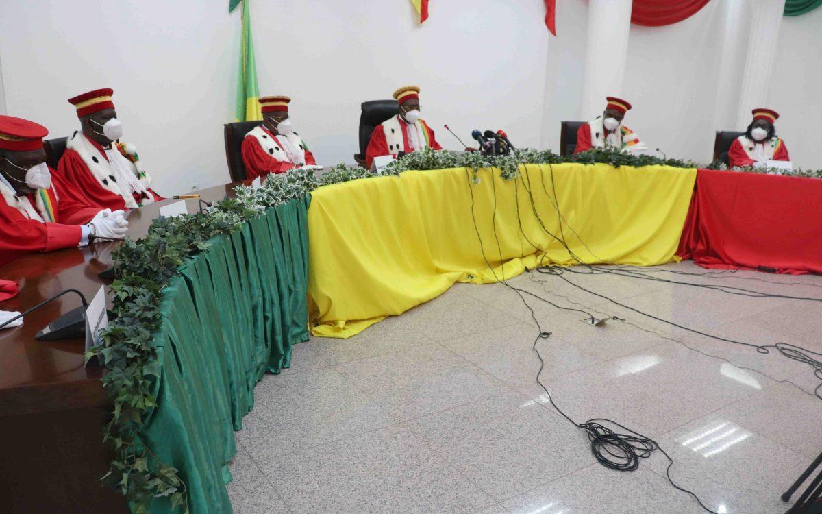 CongoPresidentielle La Cour constitutionnelle confirme la victoire de Sassou NGuesso - Congo/Présidentielle : La Cour constitutionnelle confirme la victoire de Sassou-N'Guesso avec 88,40%