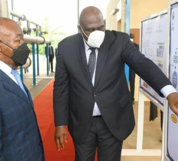 Eau potableLibreville etanche sa soif - Eau potable:Libreville étanche sa soif
