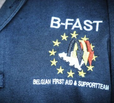 La Belgique envoie une aide d'urgence contre le Covid-19 enGuinéevia B-FAST