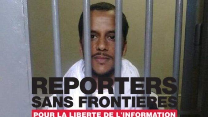 Maroc: appel de RSF pour la libération d'un journaliste sahraoui