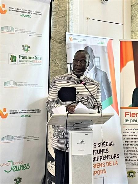 22mai E1 wfBzX0AEhCy  - Signature d'un partenariat entre Pass Africa et la Côte d'Ivoire pour le développement des entreprises