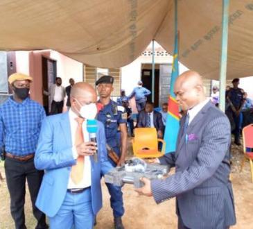 Bandundu-ville : des écoles bénéficient d'un don de la Banque mondiale de plus de 280 ordinateurs
