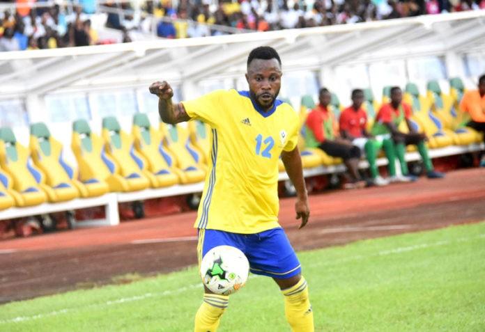 CAN 2021 Dans laffaire Guelor Kanga les accusations de - CAN 2021 : Dans l'affaire Guélor Kanga, les accusations de la RDC contre le Gabon ne sont pas suffisamment étayées
