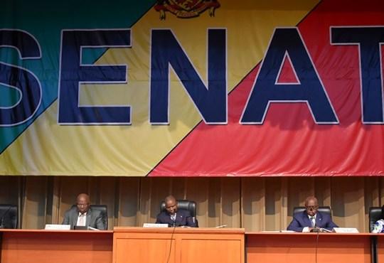 CongoSenat Les senateurs autorisent pour la 20eme fois letat durgence - Congo/Sénat: Les sénateurs autorisent pour la 20ème fois l'état d'urgence sanitaire