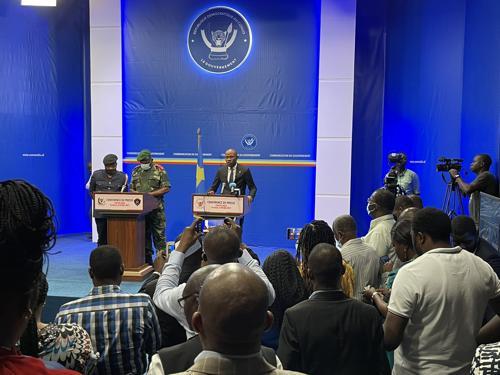 Général Kasonga : « Nous voulons que ceux qui sont à la base de cette insécurité se rendent ou à défaut qu'ils soient neutralisés »