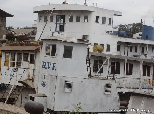 Kasaï-Oriental : le trafic fluvial entre Kinshasa et Ndomba, désormais opérationnel