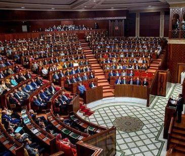 Parlement du Royaume du Maroc - La crise diplomatique se poursuit entre l'Espagne et le Maroc