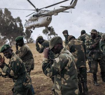 RDC 3 - NOMINATION D'ANCIENS CHEFS DE GUERRE AU NORD-KIVU ET EN ITURI