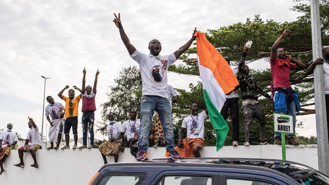 Côte d'Ivoire: l'explosion de joie à Abidjan à l'arrivée de l'ex-président Gbagbo