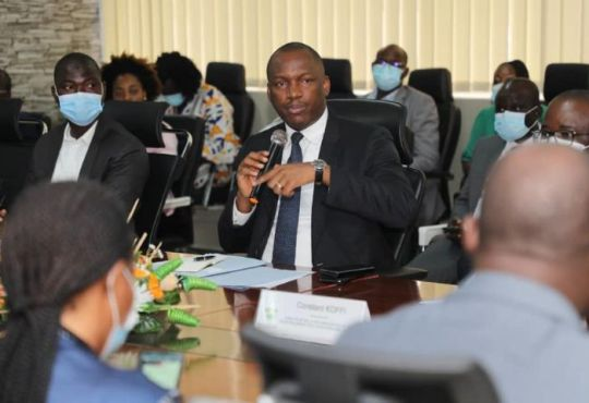 Renouvellement du Conseil national de jeunesse CNJ Mamadou Toure - Renouvellement du Conseil national de jeunesse (CNJ) : Mamadou Touré installe officiellement le comité d'organisation