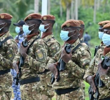 Une «académie» de lutte «antiterroriste» inaugurée en Côte d'Ivoire