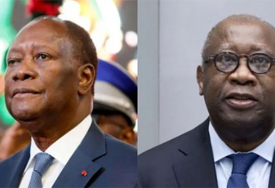 Côte d'Ivoire: tête-à-tête Ouattara-Gbagbo le 27 juillet 2021 (officiel)