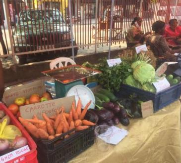 "Kinshasa : ouverture du premier marché agricole ""Bilanga ya Betu"""