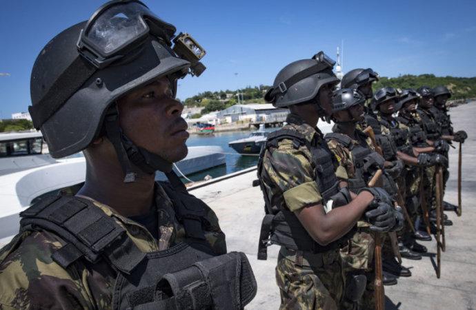 Mozambique: l'Afriquedu Sud va envoyer près de 1.500 militaires contre les djihadistes