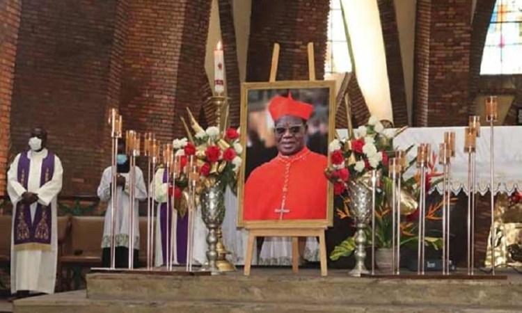 RDC : Le Cardinal Laurent Monsengwo pour l'éternité