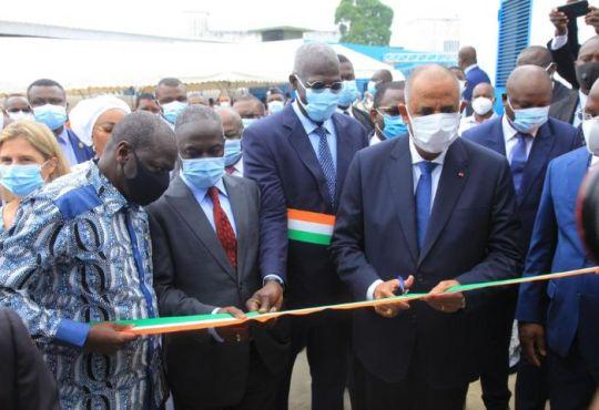 Santé : le premier ministre Patrick Achi inaugure l'hôpital général d'Adjamé rénové