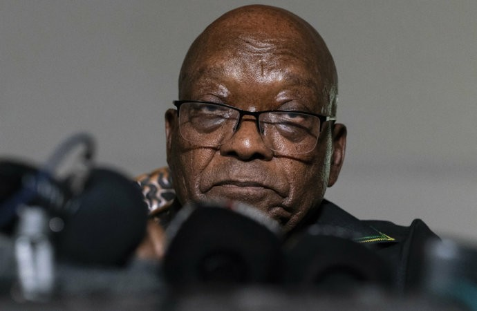 Afriquedu Sud: report du procès pour corruption de Jacob Zuma