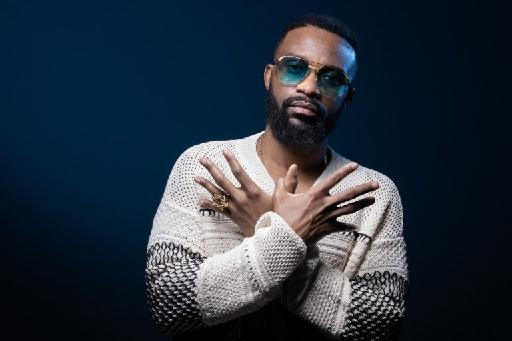 Le chanteur de rumba congolais Fally Ipupa devient ambassadeur de l'Unicef