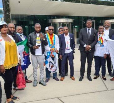 REPRESSION D'UNE MANIF DE L'OPPOSITION EN RDC