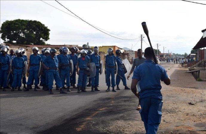 Attentats meurtriers en série à Bujumbura