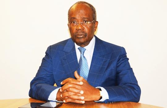 Gabon:Casimir Oye Mba est mort