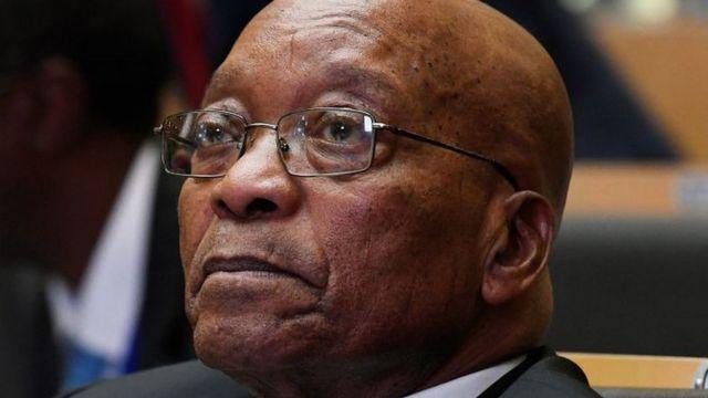 L'Afriquedu Sud, «une dictature constitutionnelle», accuse l'ex-président Zuma