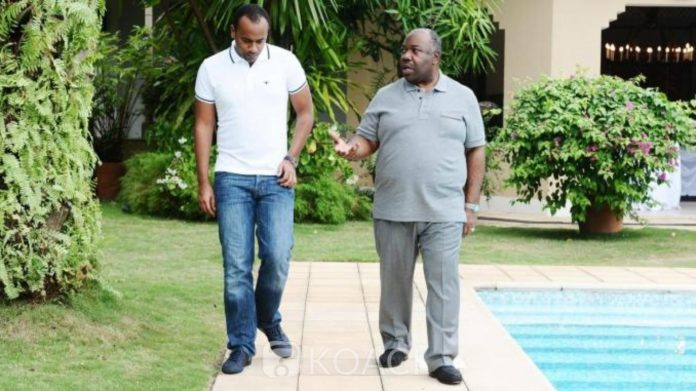 Présidentielle 2023 au Gabon : Noureddin Bongo Valentin futur directeur de campagne d'Ali Bongo Ondimba ?