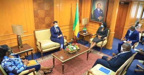 Gabon-FMI : Les adieux et les derniers conseils de Marcos POPLAWSKI RIBEIRO