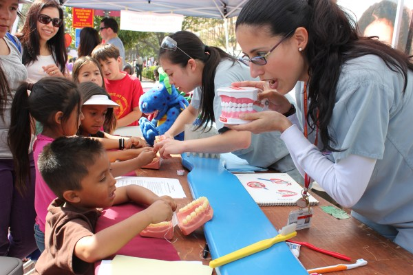 5 La Funds Dental Outreach Program Children