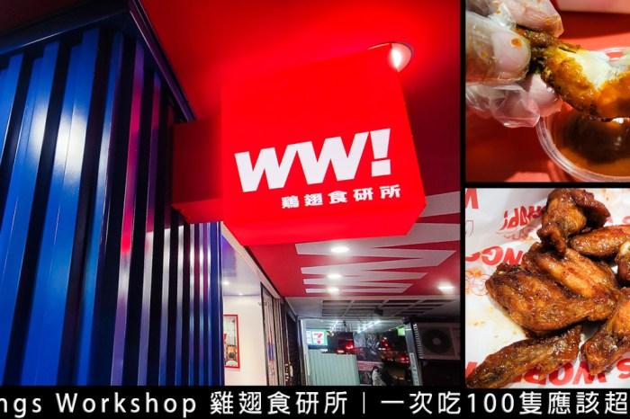 Wings Workshop 雞翅食研所 頂呱呱新品牌上市!多種口味,台北宵夜好選擇(菜單價格)