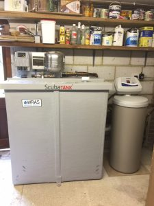 Scubatank Install Chichester by DWP Services