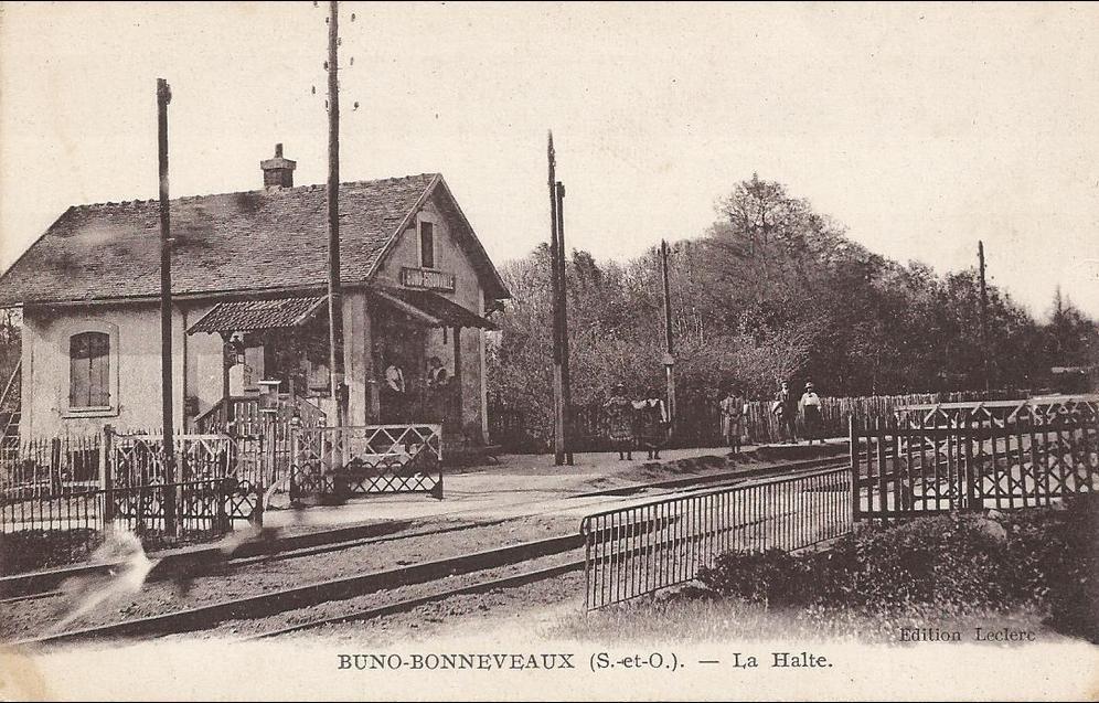 Mairie de Buno-Bonnevaux. la Commune de Buno-Bonnevaux et son village (91720)