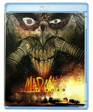 Mad Max Fury Road DVD