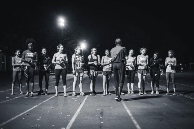 Women's Beer Mile
