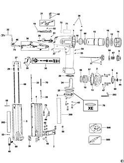 Hitachi Nailer Gun, Hitachi, Free Engine Image For User