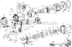 DeWalt DW124/DW292 Impact Wrench 4 Pack Carbon. DeWalt