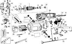Dewalt DW845/DW/847/DW849 Replacement 2 Pack. DEWALT