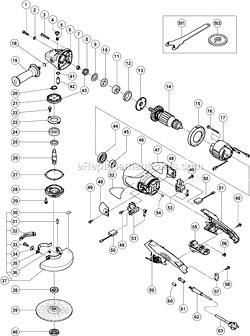 Hitachi 322544 Gear Cover G18Mr G23Mr Replacement. Hitachi