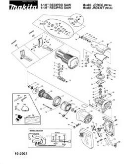 Makita P-90093 Outdoor Power Service Kit 83. Makita 516456