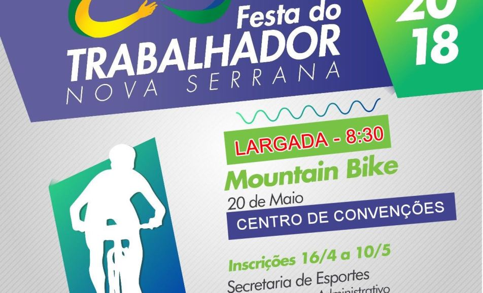 Mountain Bike Nova Serrana