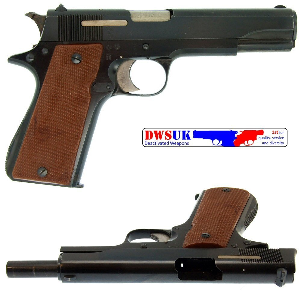 hight resolution of  star model b 9mm auto