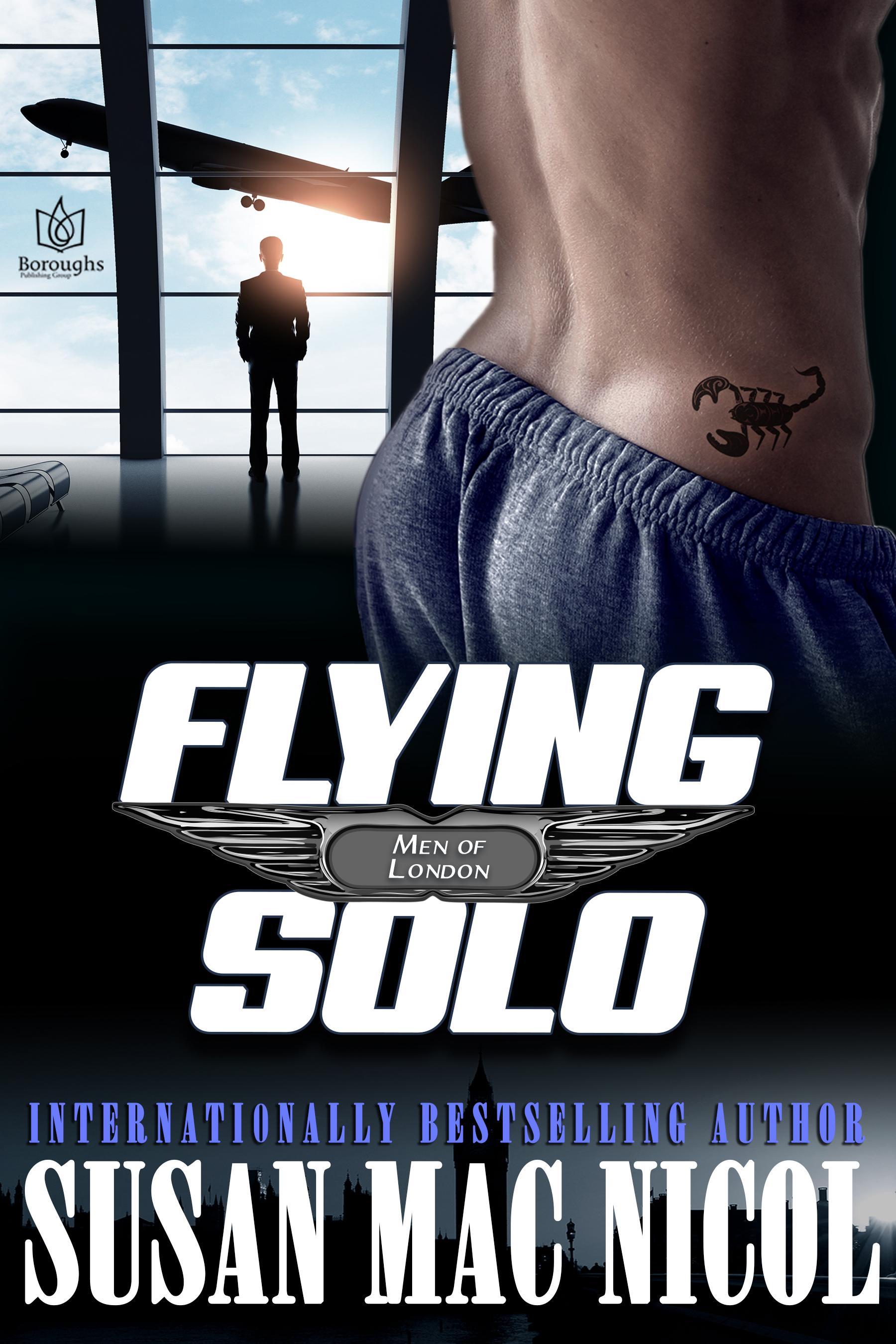 Smashwords Flying Solo A Book By Susan Mac Nicol