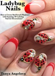 smashwords ladybug nails