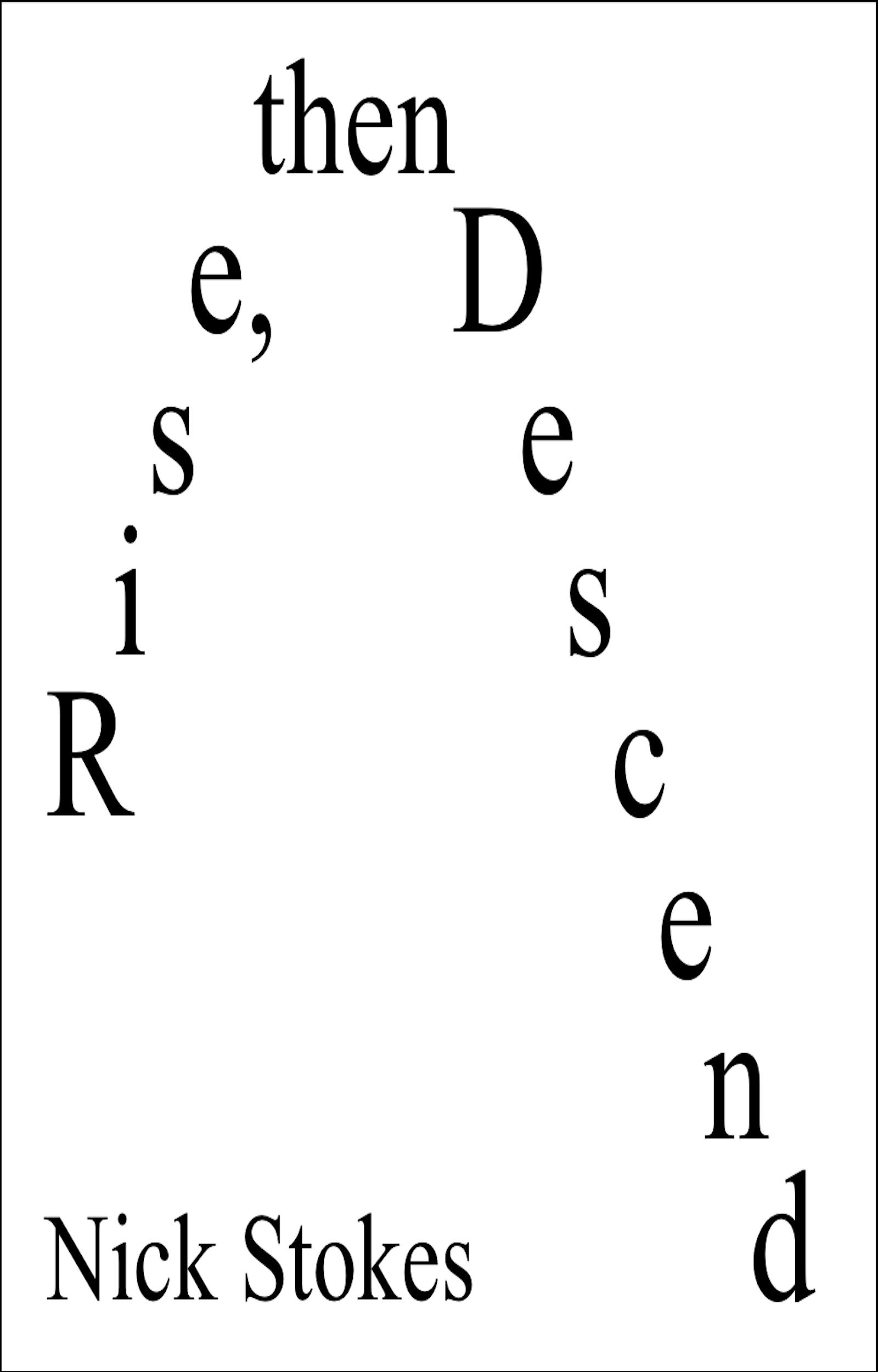 Smashwords – Rise, then Descend