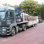 LKW Transport Beispiel